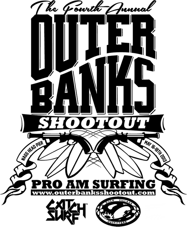 Outer Banks Shootout 2013 Banner